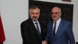 Başkan Hamit Kılıç'tan MHP'ye Ziyaret