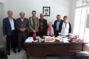 İzmir'deki Samsunlular 19 Mayıs Ruhu İle Çalışacak