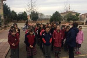 50. Yıl İlkokulu Trafikte Yaya Önceliği Uygulama Projesi