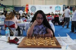 Bafra Fen Lisesi Satranç Takımı Türkiye Şampiyonu