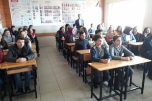 Mustafa Kemal Ortaokulu'ndan Üst Öğrenim Kurumları Gezisi