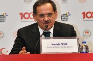 Başkan Demir'den KOÇ SPOR FEST Üniversite Spor Oyunları Açıklaması
