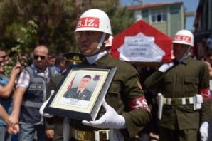 Şehit Jandarma Uzman Onbaşı Sezer Son Yolculuğuna Uğurlandı