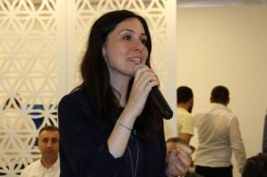 Karaaslan ve Şahin, Bafra'da Vatandaşlarla Sahur Yaptı