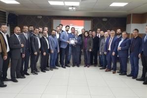 Bafra GİAD'dan 12.İstişare Toplantısıa