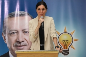 AK Parti Bafra İlçe Danışma Meclisi Toplantısı Gerçekleştirildi
