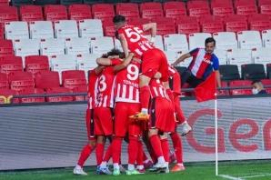 Yılport Samsunspor : 3 – Balıkesirspor : 1