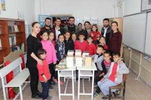CHP Bafra Gençlik Kollarından Kültüre Katkı