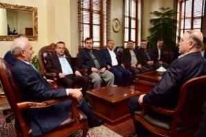 """Başkan Yılmaz: """"Allah Nasip Ederse Susuz Köy Bırakmayacağız"""""""