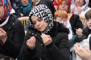 Şehit Tolga Pehlivan'ın Ruhuna İthafen Mevlit Programı