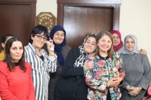 Yardım İçin Bir Araya Gelen Kadın Dayanışmasını Önemsiyoruz