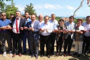 """Yakakent'te """"Loveley Butik Otel""""in Temeli Atıldı"""