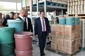 Başkan Demir, İş İnsanlarıyla Buluştu
