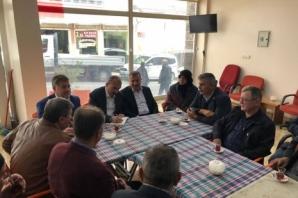 AK Parti Samsun Milletvekili Kırcalı Havza'da