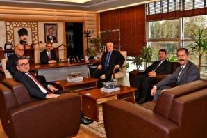 Başkan Zihni Şahin, SASKİ'de