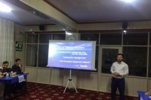 Bafra'da Kur'an Kurslarında Sınıflar Yarışıyor