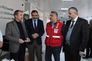 Bafra Gençlik Merkezinden Kan Bağışı Kampanyası