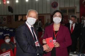 MHP İlçe Başkanı Barbaros Turna Güven Tazeledi