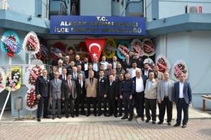 Alaçam'da Polis Teşkilatının Kuruluş Yıldönümü Kutlandı