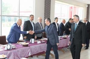 Bafra Belediye Meclisi İlk Toplantısını Gerçekleştirdi