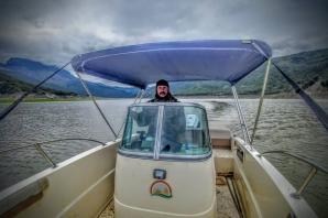 Altınkaya Baraj Gölünde; 1500 Metre Uzatma Ağına El Konuldu