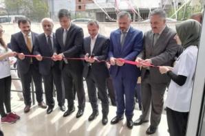 Bafra Fen Lisesi TÜBİTAK Bilim Fuarı Sergisi Açıldı