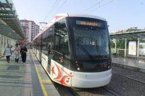 Tramvay, artık OMÜ Kampüsü'nde