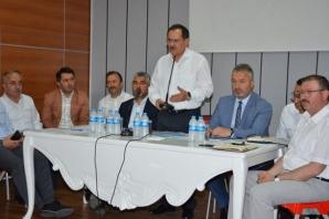 Başkan Mustafa Demir, 19 Mayıs İlçesi'nde Açıkladı