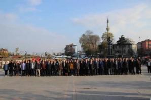 Alaçam'da 24 Kasım Öğretmenler Günü Kutlandı