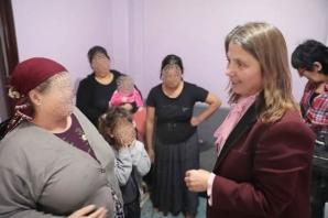 Kadın Koordinasyon 3 Aileye Daha Yaşam Umudu Oldu