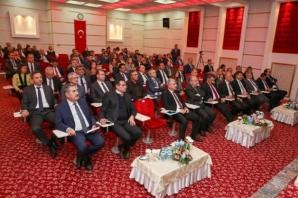 Kızılırmak Havzası Yönetim Heyeti Toplantısı Yapıldı