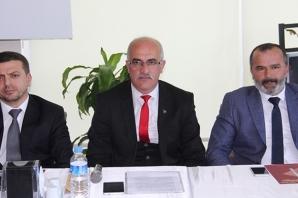 Bafra'da Milliyetçi Hareket Partisi'nden Birliktelik Mesajı