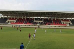 Bafra Spor : 2 - Hacınabi Spor : 0
