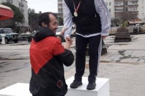 Bafralı Eğitimciler 27 Aralık Master Atletler 1. Si