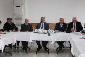 Başkan Kılıç Gazetecilerle Bir Araya Geldi