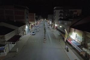 Alaçam Caddesi Görsel Dokunuşla Işıl Işıl