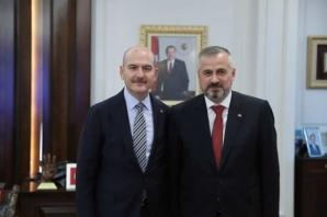 Başkan Hamit Kılıç'ın Ankara Temasları