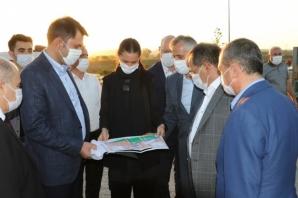 Bafra'ya Bir Müjde Daha, Millet Bahçesi Projesi'de Onaylandı