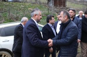 Başkan Kılıç'ın Mahalle Ziyaretleri