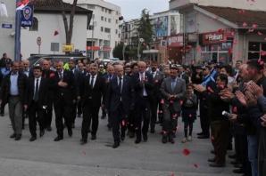 Başkan Hamit Kılıç, Mazbatasını Aldı