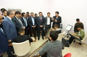 Canik'e Yeni Kültür Merkezi
