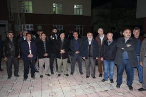 Başkan Hamit Kılıç'ın Dış Mahalle Ziyaretleri