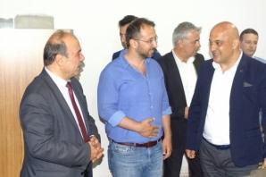 Abdurrahman Çamaş; Vatandaşlarla Çay Sohbetinde