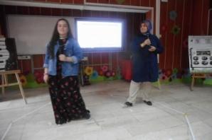 Bafra TSO Ortaokulundan Şiir Ailemle Güzel Programı