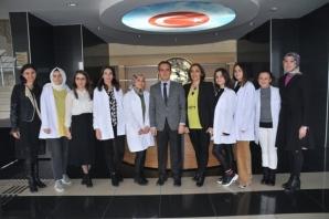 OMÜ'DE FEDEK Akreditasyon Belgesi Takdimi ve Sağlıklı Yaşam Etkinliği