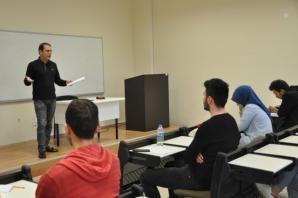 OMÜ'de Usta Öğreticiler Ders ve İş Başında