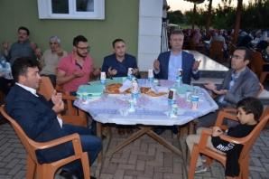 """Başkan Topaloğlu; """"Birileri Bir Fitne Fesat Kaynatıyor"""""""