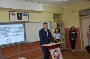 Bafra TSO ile Şehit Erkut Yılmaz Lisesi'nden Girişimci Okul Projesi