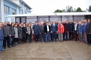 19 Mayıs Belediyesinden Türk Kızılayı'na Destek