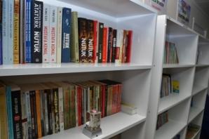 100. Yıla Özel Yaşayan Atatürk Kütüphanesi Açılışa Hazır